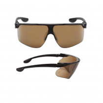 MAXIM BALLISTIC Gafas montura negra PC bronce DX 13297-00000M (20 gafas)