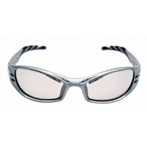 FUEL Gafas montura azul acero PC interior/exterior espejo 71502-00001M (20 gafas)