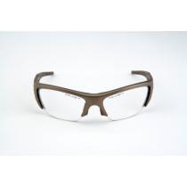 Gafa Fuel X2 Cobre, Lente PC incolora AR y AE 71506-00000M (20 gafas)