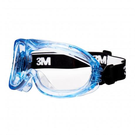 FAHRENHEIT Gafas ventilación indirecta PC incolora AR y AE 71360-00011M (10 gafas)