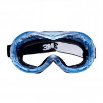 FAHRENHEIT Gafas banda espuma ventilación indirecta PC AR y AE 71360-00014M (10 gafas)