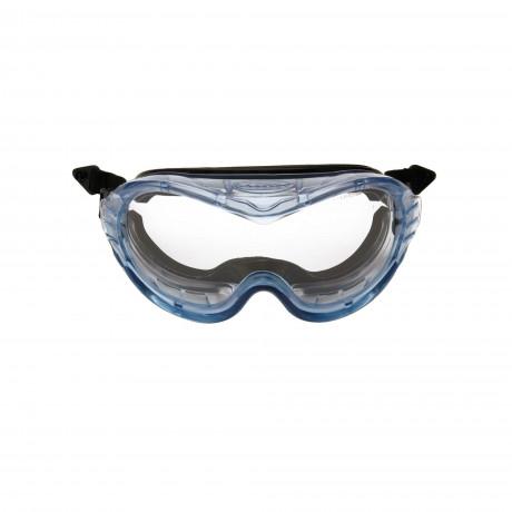 FAHRENHEIT Gafas banda espuma estanca acetato incolora AR y AE para CASCO G3000 71360-00017M (10 gafas)