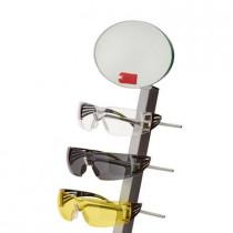 Expositor metálico de sobremesa para 6 gafas 26-5000-00M