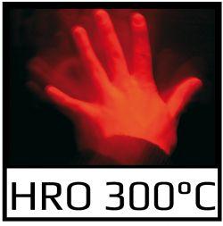 Suela resistente hasta 300° en contacto con el calor