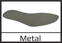 Plantilla Antiperforación acero